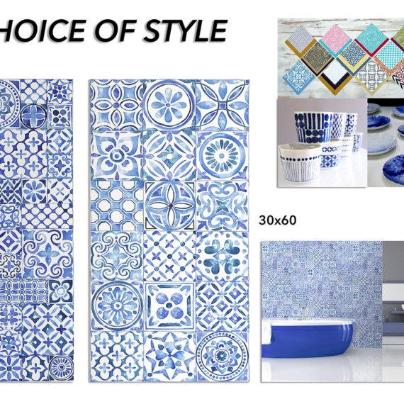 Rivestimento Ceramico Geometrico Maiolica