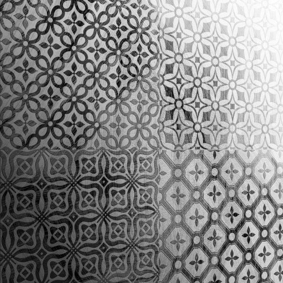 Dettaglio carta da Parati Stile Geometrico
