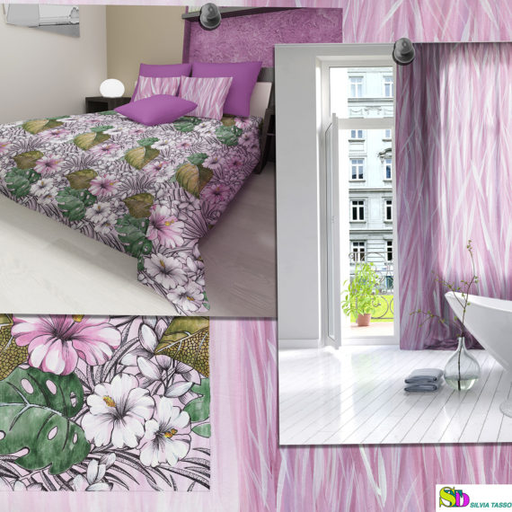 furniture textile design