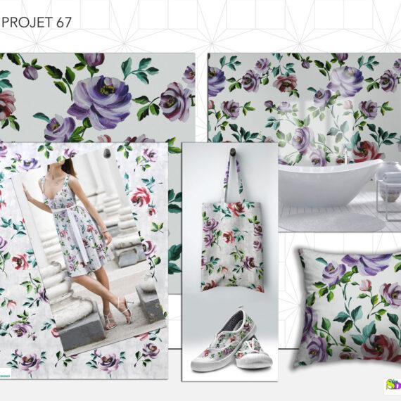 Design Tessuti Project 67