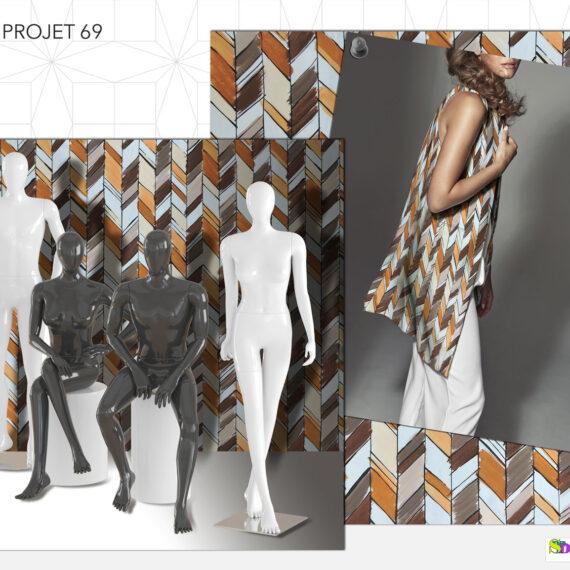 Design Tessuti Project 69