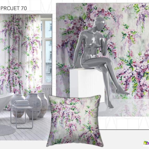 Design Tessuti Project 70