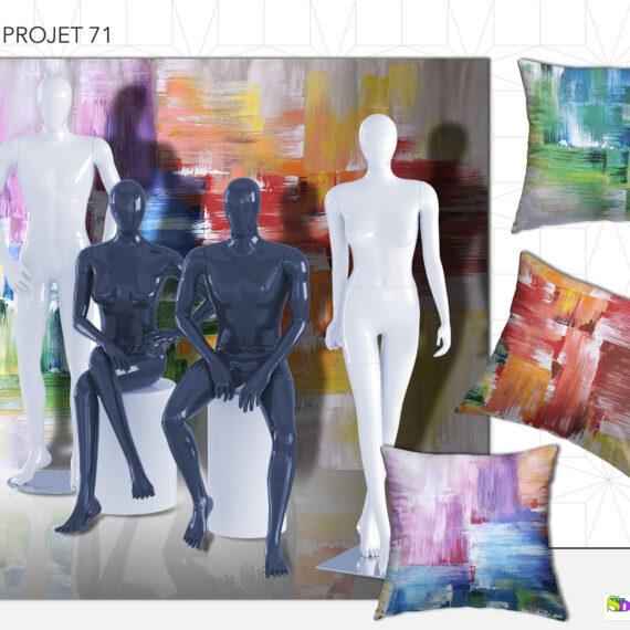 Design Tessuti Project 71