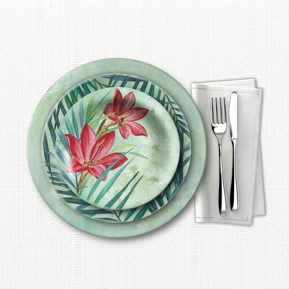 decorazioni piatti oggettistica silvia tassoni